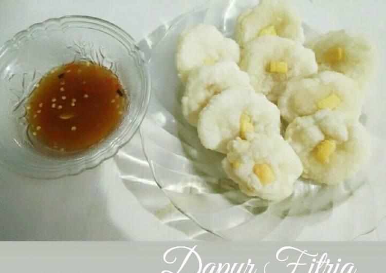 Cireng Topping Keju Renyah