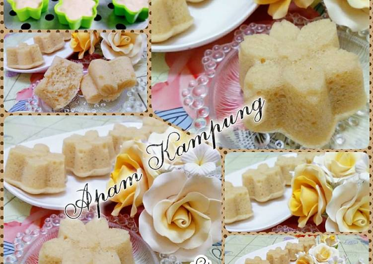 easiest   cook delicious apam kampung resep enyoi Resepi Kerepek Popia Tomyam Enak dan Mudah