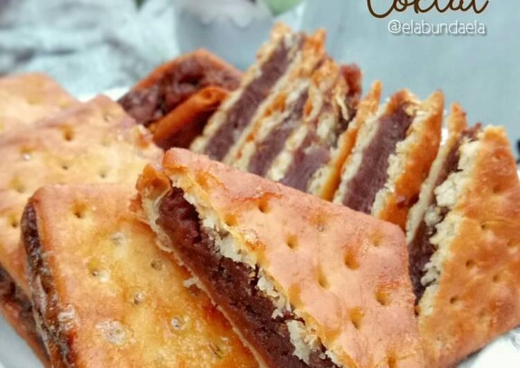 Resep Gabin Vla Coklat Oleh Bunda Ela Cookpad