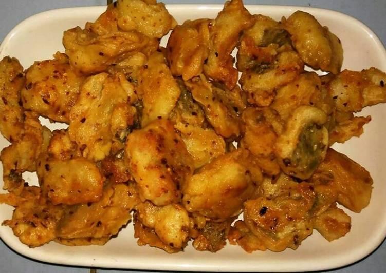 Spicy Fish Crispy (Ikan Tepung Pedas)