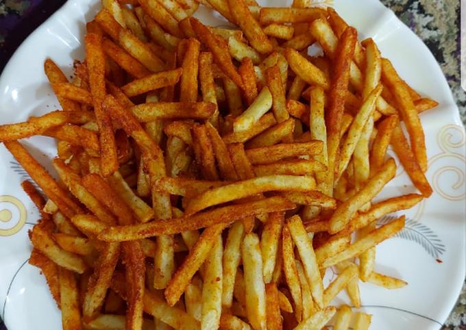Teekhay French fries