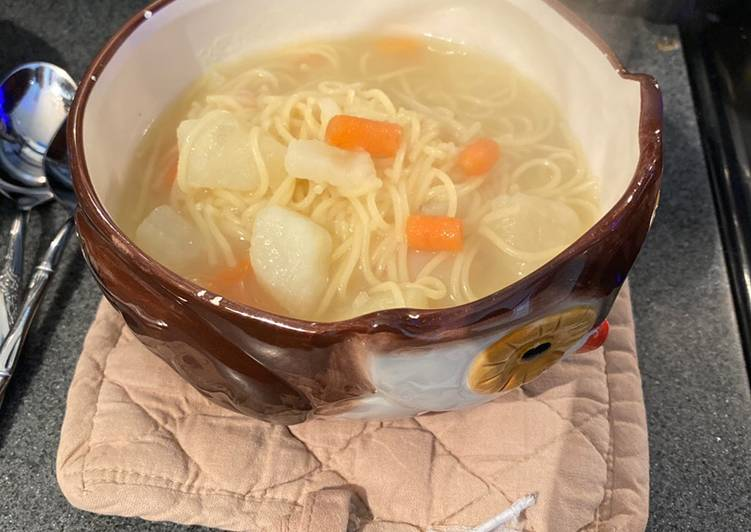 Recipe: Perfect Chicken Noodle Soup