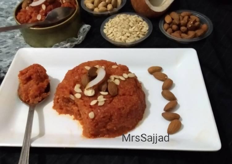 How to Prepare Tasty Carrot Halwa
