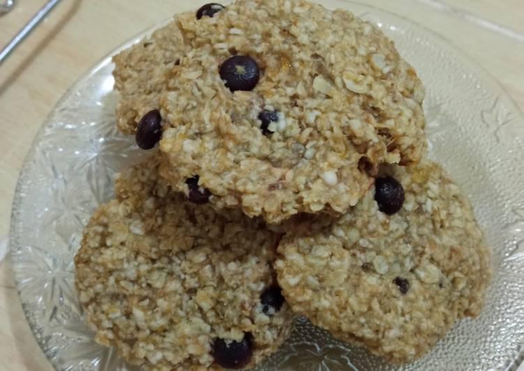 Cookies oat diet - cookandrecipe.com