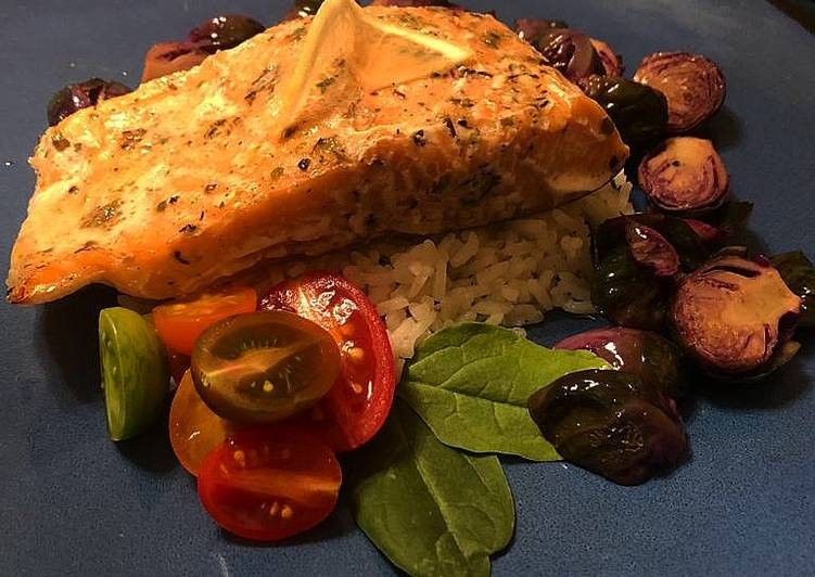 Top 10 Dinner Easy Vegan Parchment Baked Salmon