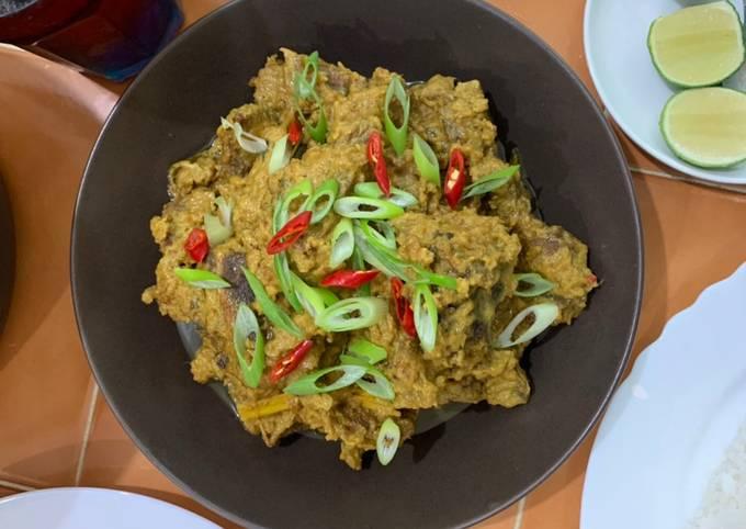 Simple Way to Prepare Quick Beef Rendang