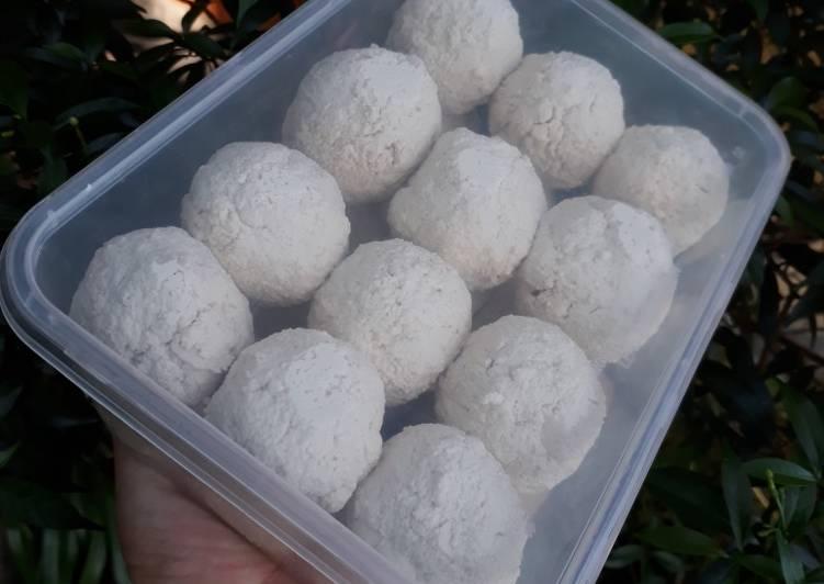 Tahu Bulat Mozarella - cookandrecipe.com