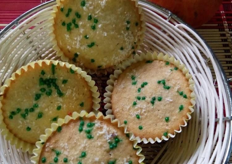 Simple Way to Make Favorite Mango Flavour Cupcakes#4weekschallenge