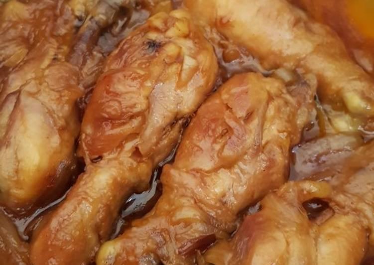 Langkah Mudah untuk Membuat Ayam goreng mentega Anti Gagal