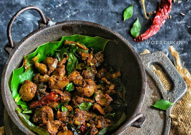What are some Dinner Ideas Vegan Chicken liver fry