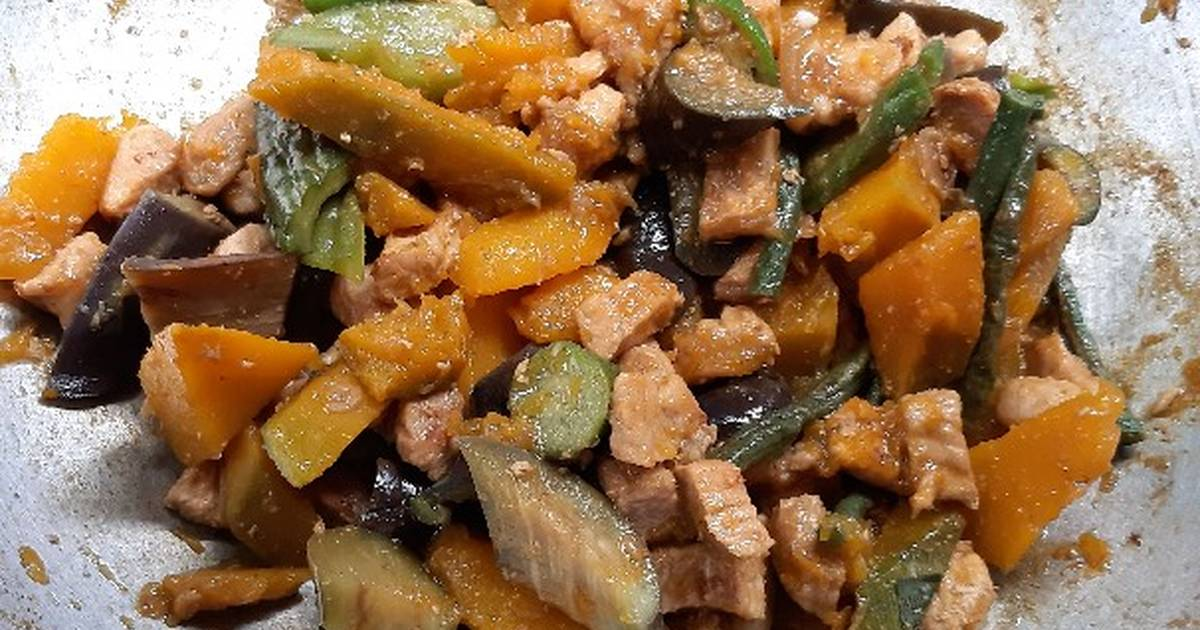 Pinoy Style Pinakbet Recipe By Cherisse Altar Cookpad