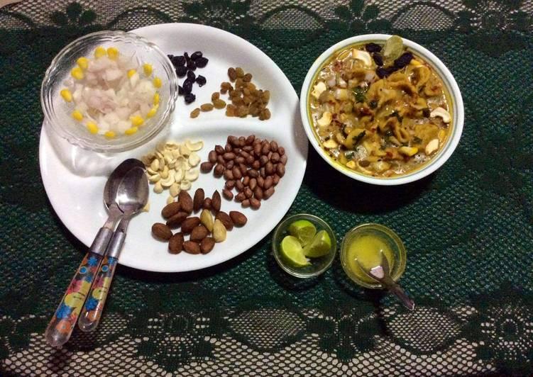 Simple Way to Make Homemade Gujarati Dal dhokli