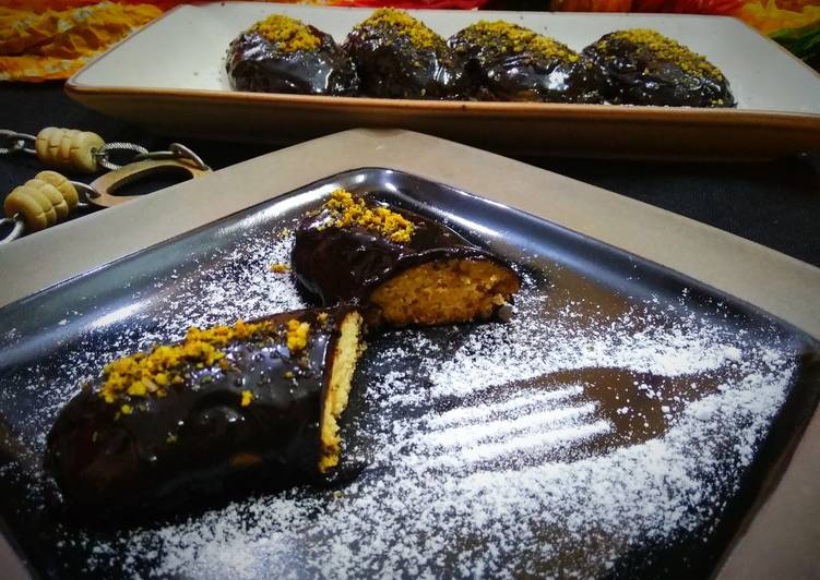 Recipe of Top-Rated Eclairs