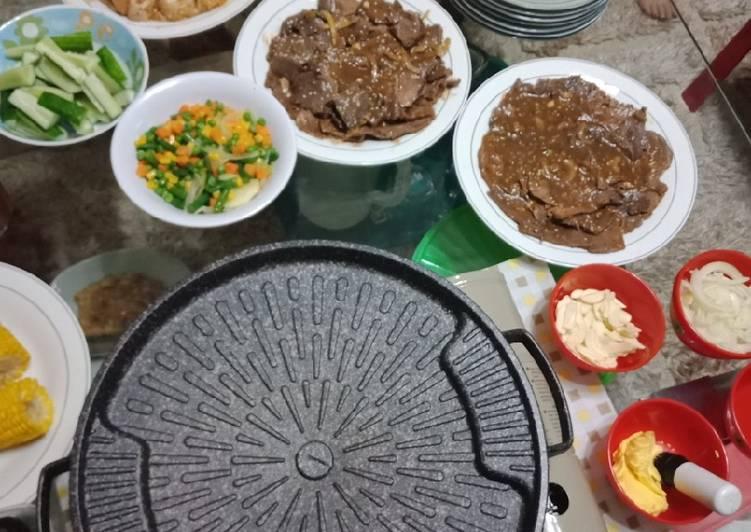 Resep Beef Chicken Grill Super Komplit Oleh Annisa F Cookpad