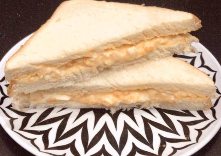 Resep Japanese Egg Sandwich Paling Gampang