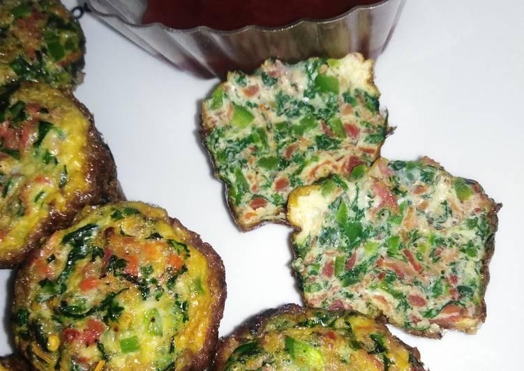Recipe of Speedy Egg muffins