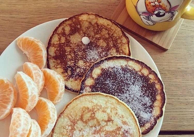 Pancakes chrono 🥞