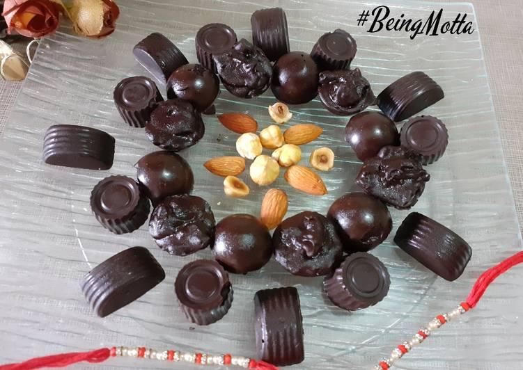 How to Make Favorite Roasted Hazelnuts-Almonds Rocks
