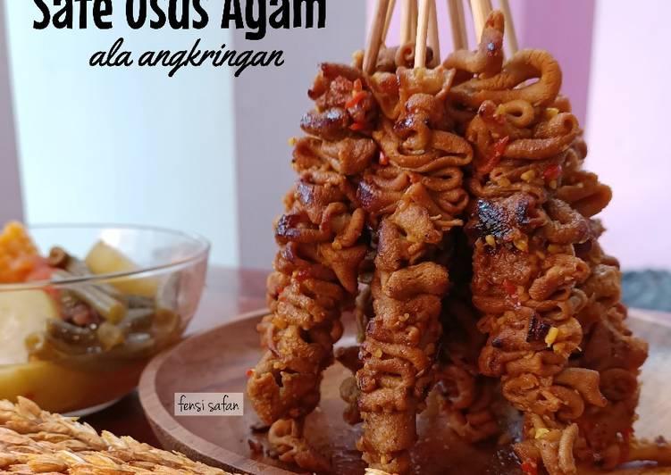 Sate Usus Ayam