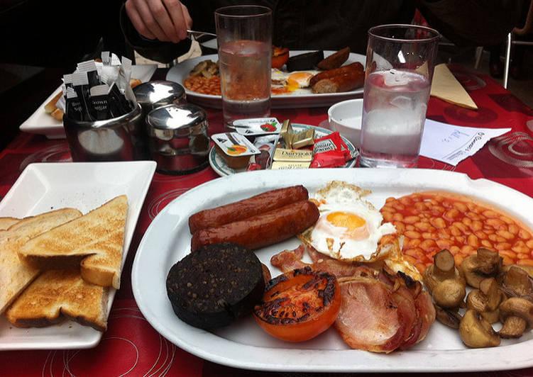 Irish Breakfast Recipe By Cooking Master Cookpad