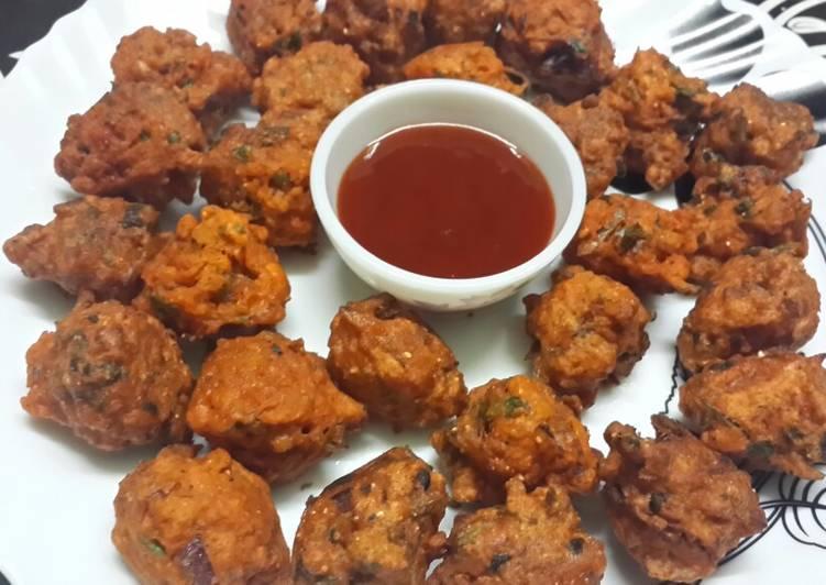 How to Prepare Award-winning Crispy Chicken Pakora