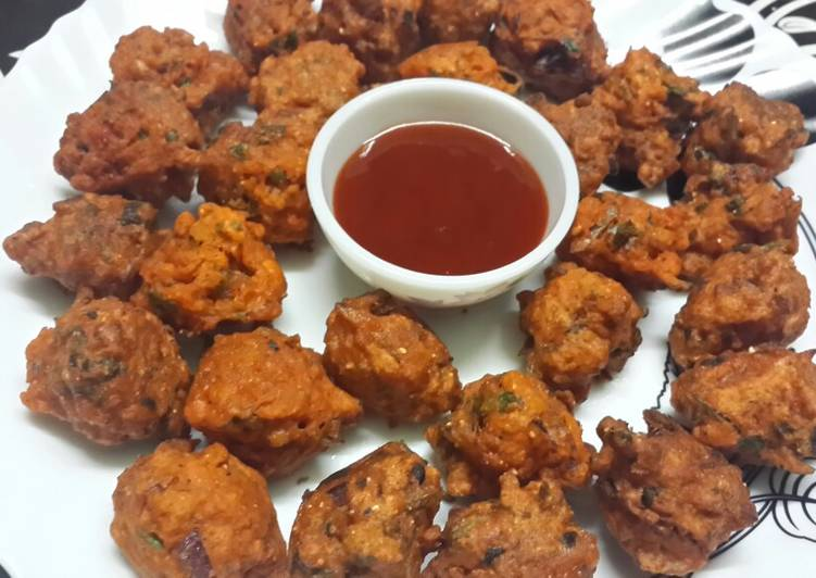 Crispy Chicken Pakora