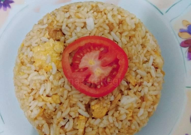Nasi goreng blueband ricemix