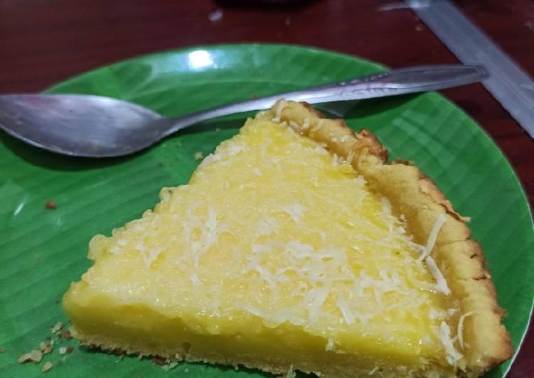 Tar Susu / Pie Susu teflon