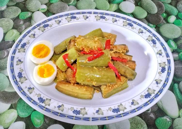 Resep Terong oriental Yang Simple Enak