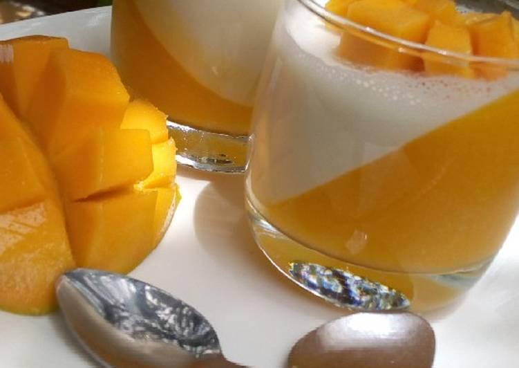 Mango Panna-cotta 2