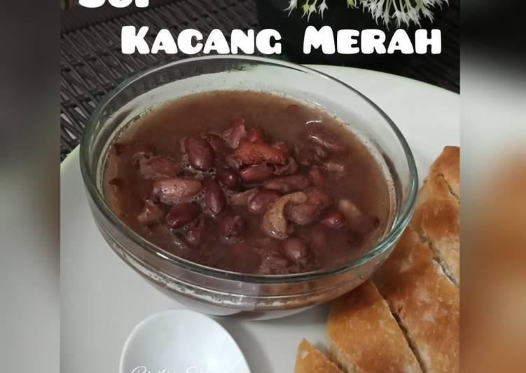 Sop Kacang Merah
