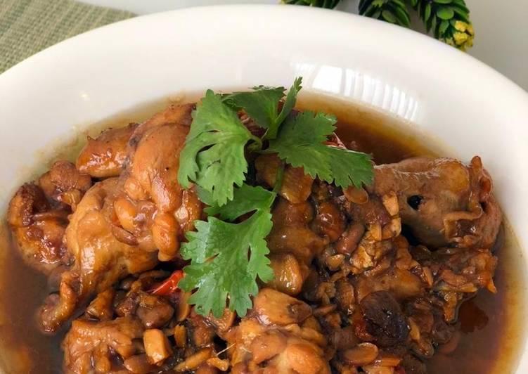 Ayam Tauco Super enak dan mudah