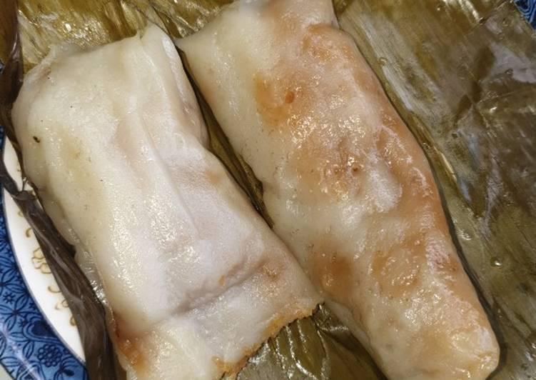 Cimpa karo atau kue bugis dalam bentuk lain - cookandrecipe.com