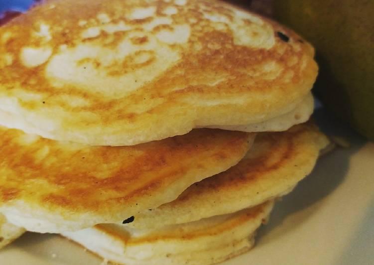 Comment Faire Des Pancakes Vegan