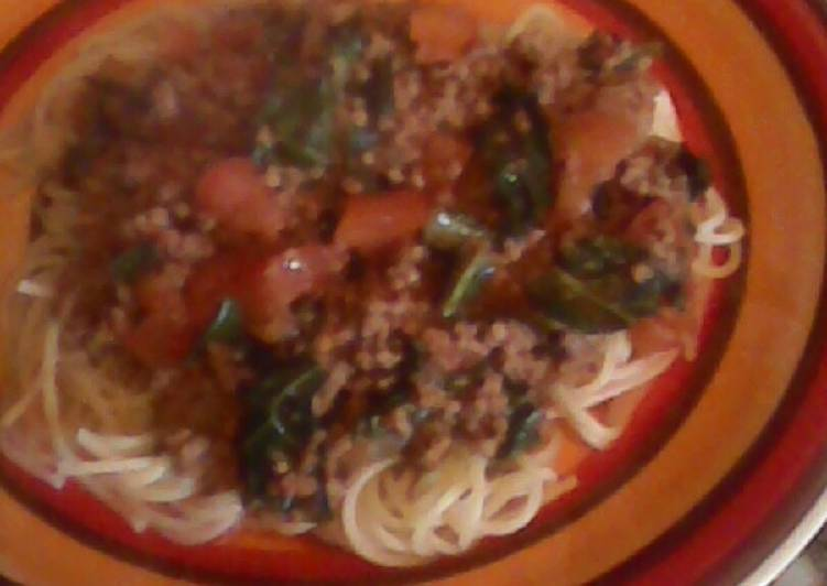 Spaghetti Bolognaise with a difference!, Are Superfoods Actually As Good quality As They are Made Out To Be?