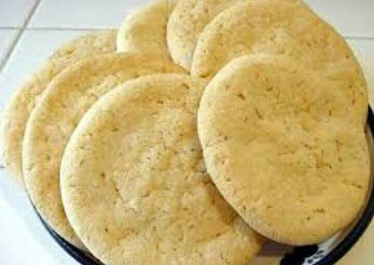 Easiest Way to Make Favorite Jenn's Sugar Cookies