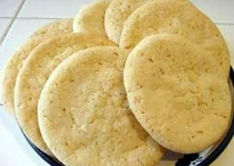 Jenn's Sugar Cookies