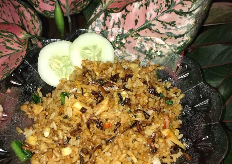 Nasi Goreng Ayam Keju