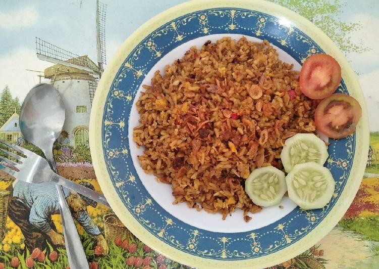 Permalink to Tips Membuat Nasi goreng terasi favorit keluarga Yang Lezat
