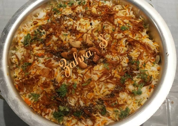 25 Minute Step-by-Step Guide to Make Quick Malbar Chicken Biryani