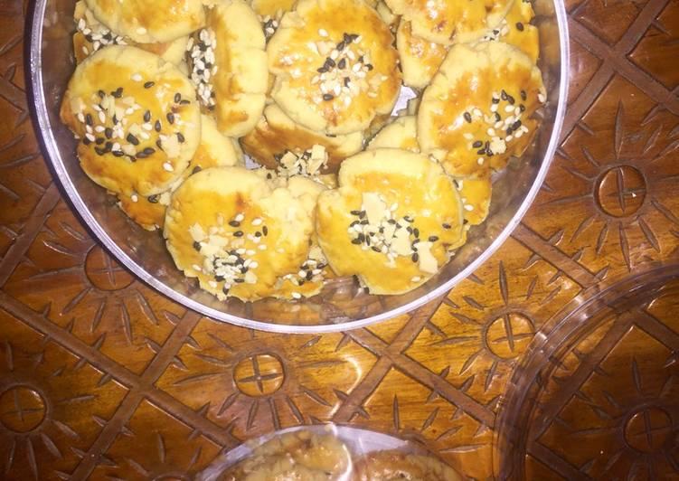 Chuikaoso cookies