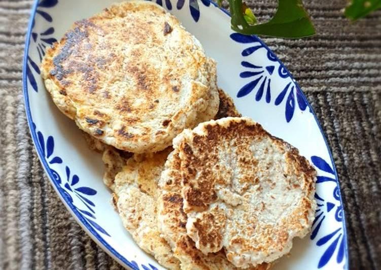 Resep Pancake Sehat Ampas Almond Top