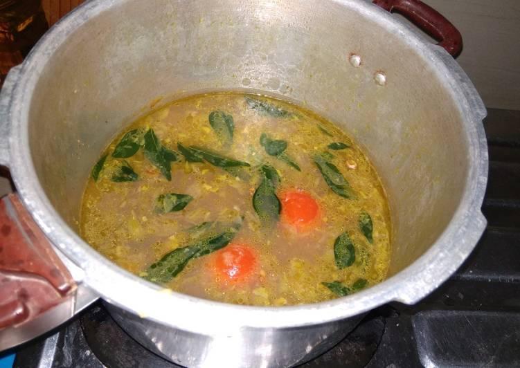 Gulai Bening Daging Sapi