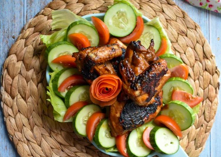 Ayam Bakar Kicap - velavinkabakery.com