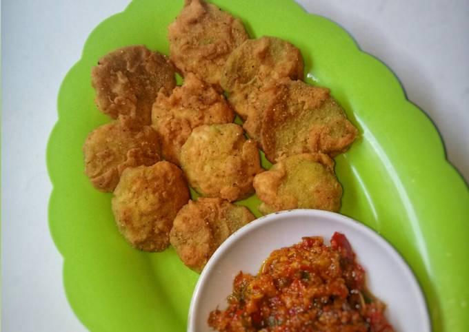 jengkol crispy sambal manado - resepenakbgt.com