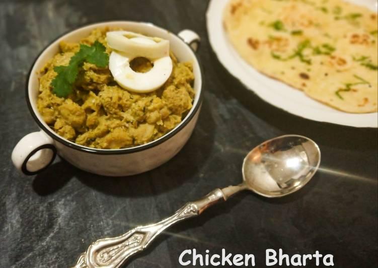 Recipe: Nice Chicken Bharta in Bengali Style