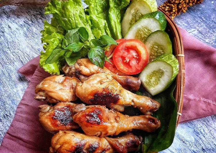 Ayam Bakar Bacem