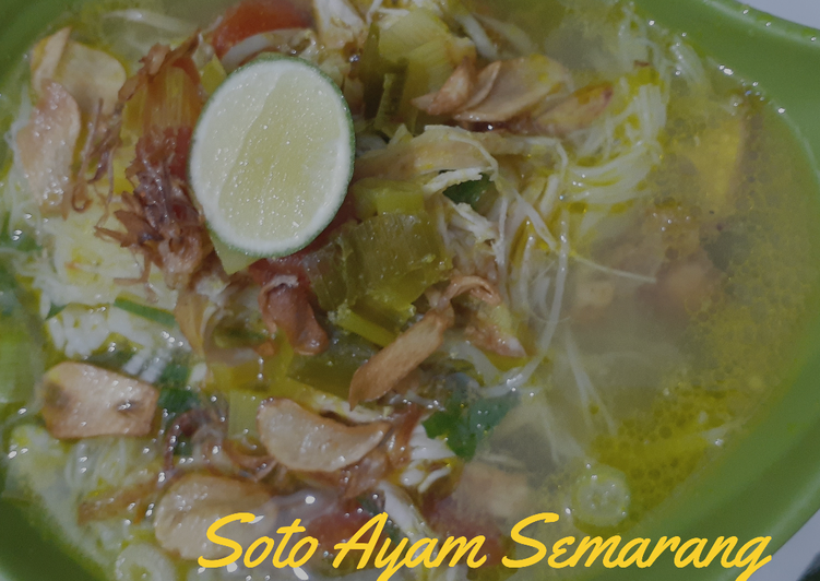 Soto Ayam Semarang by Dapur Mayu