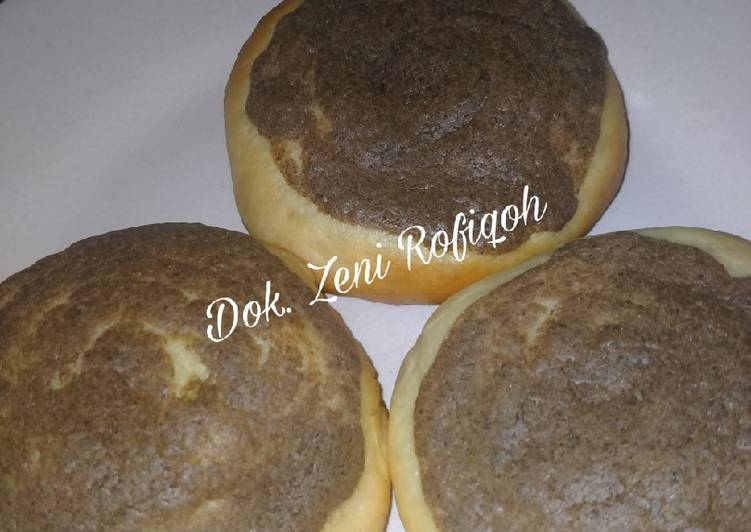 Roti boy/coffee bun/ roti o ala kadarnya