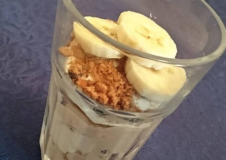 Bananen-Vanille-Schokocreme